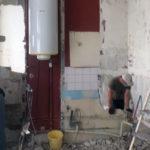 Demolition dans un appartement Paris 17